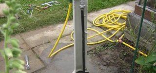 Tielen willy - Bunsbeek - Nutsvoorzieningen - Plaatsen van kraanpillaar voor water in tuin
